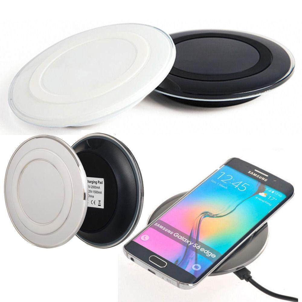 Qi Wireless Charger Pad Wireless Charging Cord With Usb Cable By Hyunma Electronics Sdn Bhd.