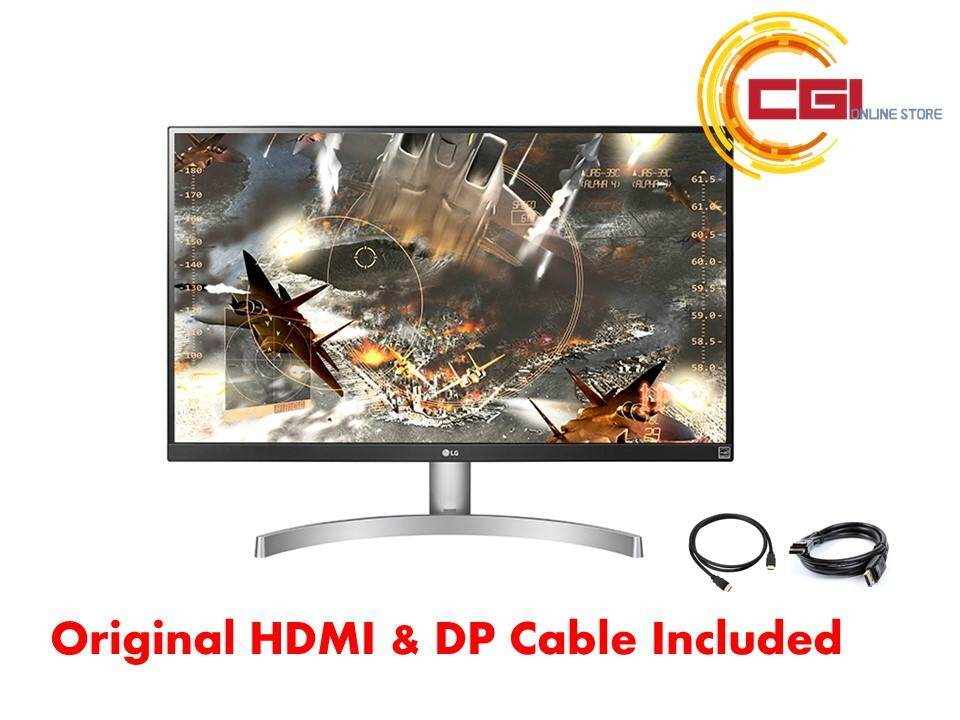 LG 27 27UK600 4K UHD IPS HDR 10 LED Monitor Malaysia
