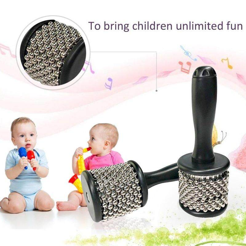 Beau Orffworld Cabasa with Stainless Steel Beaded Musical Instruments for Kids Malaysia