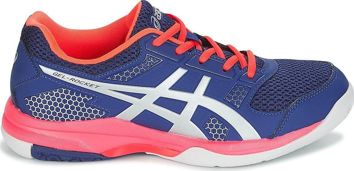 Asics Gel-Rocket 8 Women Court Shoes By Trend Zone Mall.