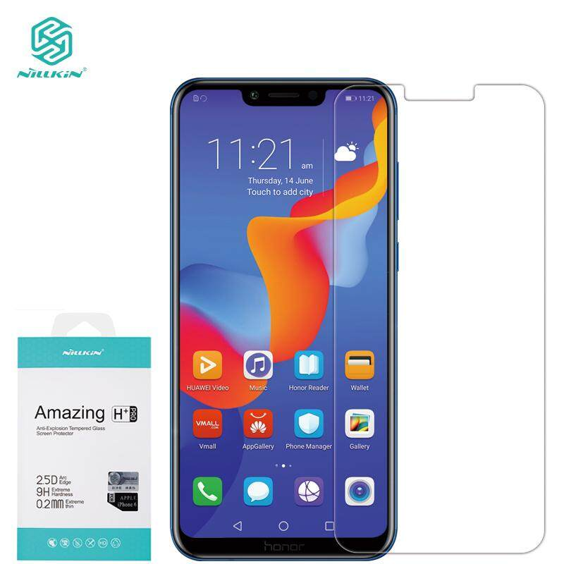 Huawei Honor Play Tempered Glass, Nillkin 0.2mm H+ Pro Anti-Explosion Screen Protector