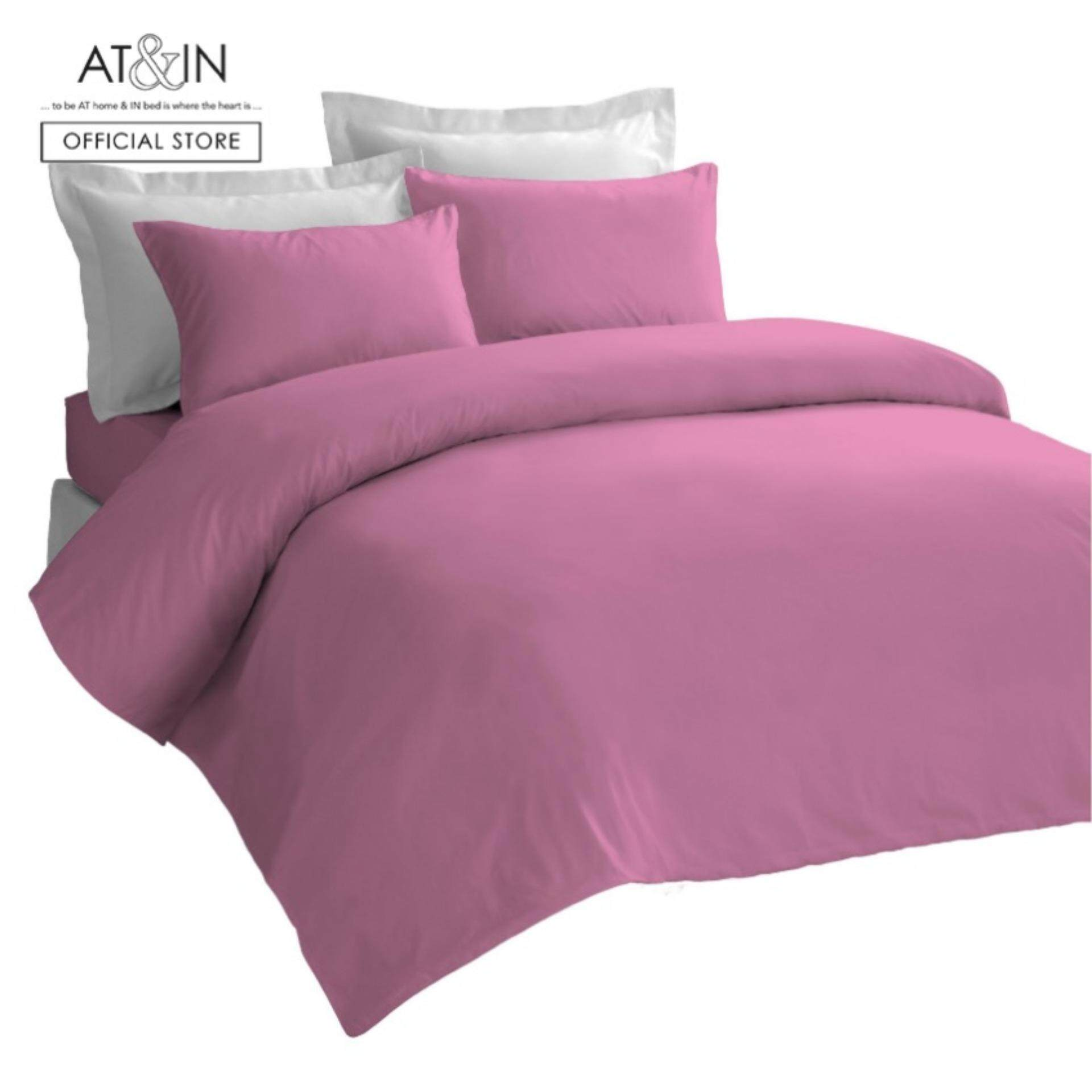 Home Bedding Buy At Best Price In Malaysia Www Bedcover Set Silk Star Oringina 200x200 Atin Colourtone King Fitted Sheet Honey Pink