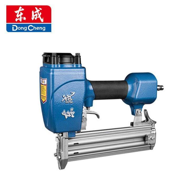 Dongcheng Air Nail Gun T50DC Air Brad Nailer For 25-50mm Straight Nail Carpenter