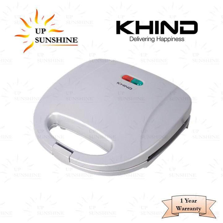 Khind Sandwich Toaster St810 By Up Sunshine.