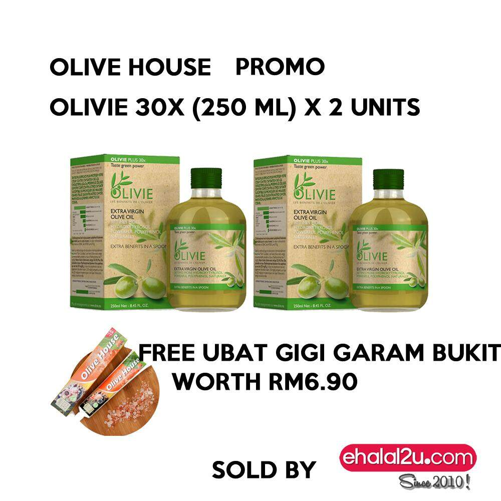 Olive House Products For The Best Price In Malaysia Minyak Zaitun Extra Virgin Oil 500ml Olivie Plus 30x Pati 250 Ml X 2