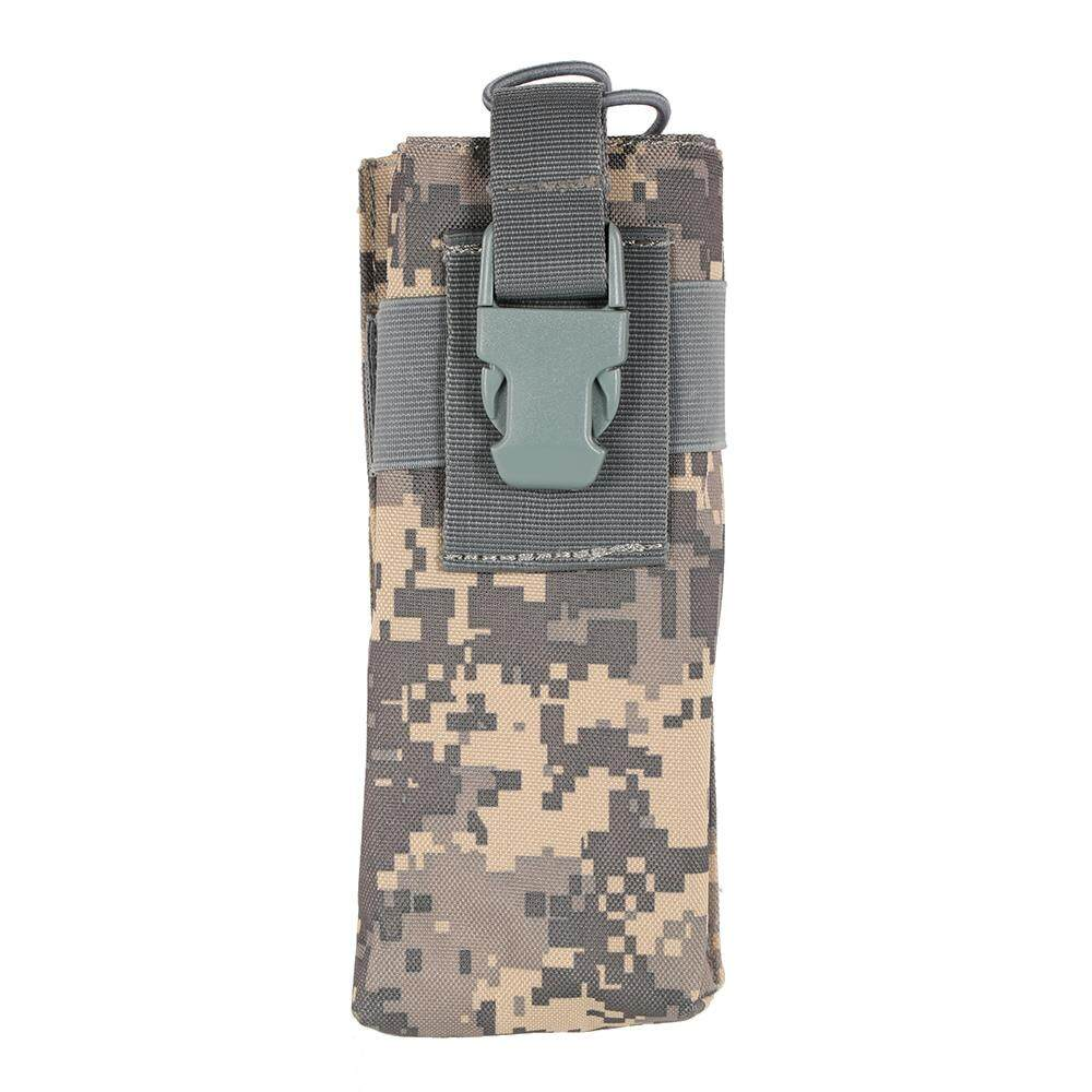 Tactical Interphone Radio Pouch Bag Holster Intercom Accessary Pouch Utility Tool Outdoor Hiking Climbing By Tomnet.