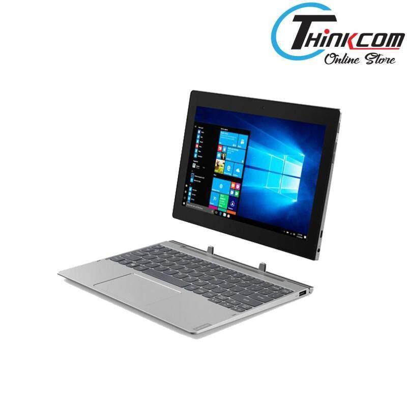 Lenovo MIIX D330-10IGM - 81H3003WMJ MINERAL GREY (INTEL CELERON N4000 1.1Ghz / 10.1 HD IPS TOUCH / 4GB / 64GB EMMC / W10H / 1YR CARRY-IN) Malaysia
