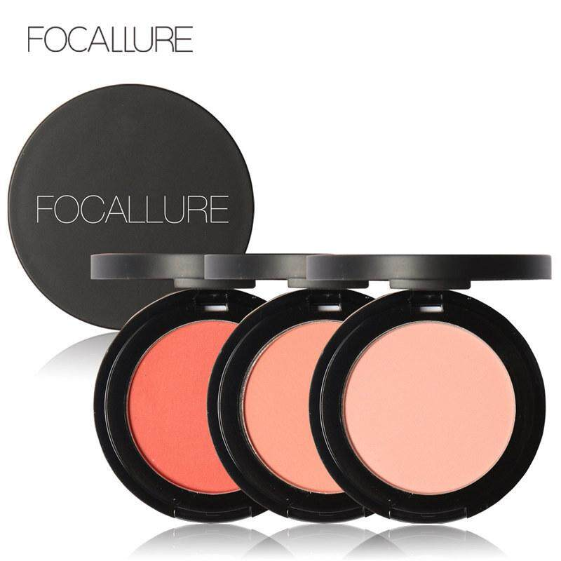 Focallure 11 Colors Powder Blusher By Glamhouse.