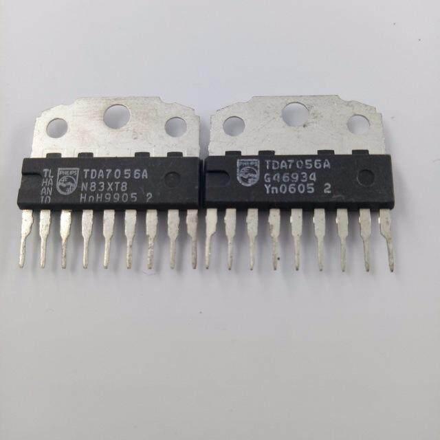 5pcs TDA7056B TDA7056A TDA7056 ZIP-9