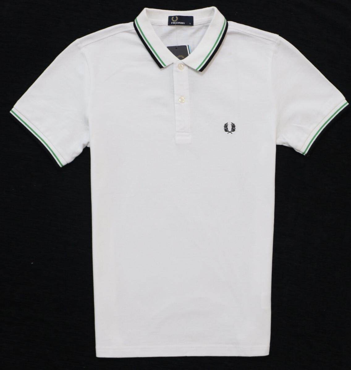 6d3522d329d92  LOCAL SELLER  FRED PERRY Unisex PREMIUM Quality Designer Polo Tee