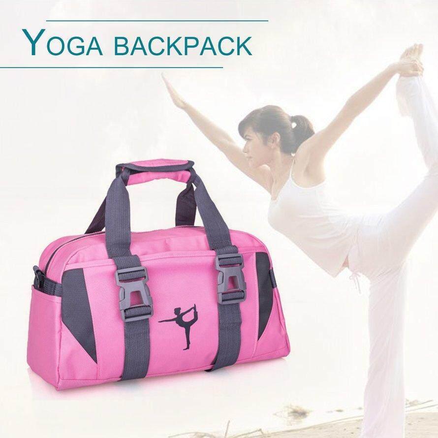 Osman Waterproof Sport Gym Bag Men Women Waterproof Multifunctional Female Yoga Bag By Osmanthus.