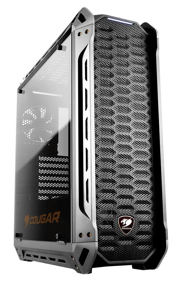 COUGAR PANZER GAMING CHASSIS Malaysia