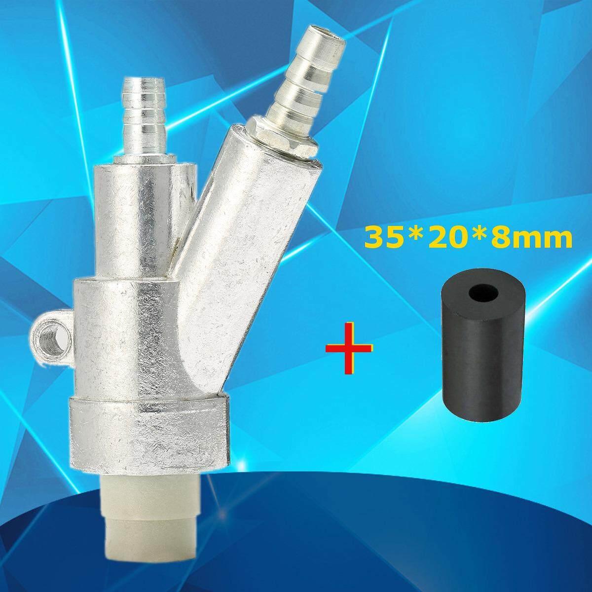 Stainless Steel Air Sandblaster Kits Sprayer with 35mm Boron Carbide