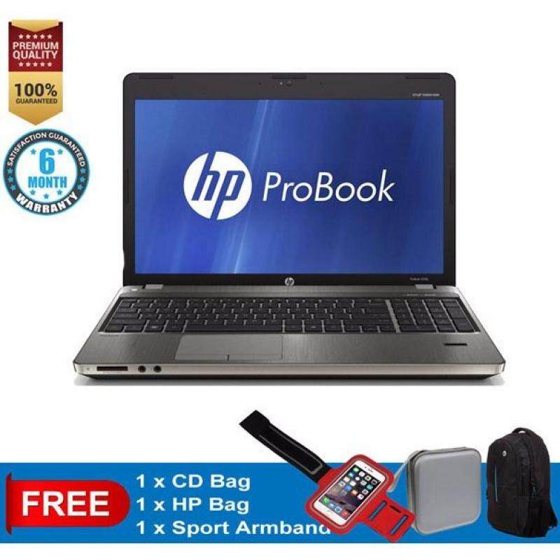 HP 4440S Ci5 2.5GHz 4GB 500GB NEW BATTERY, 3rd GEN Laptop FREE Armband..CDCase Refurbished Malaysia