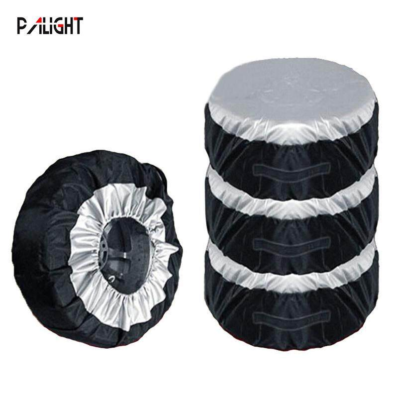 Palight Universal 13-19inch Car Suv Wheel Bag Tire Tyre Spare Storage Cover Tote By Palight.
