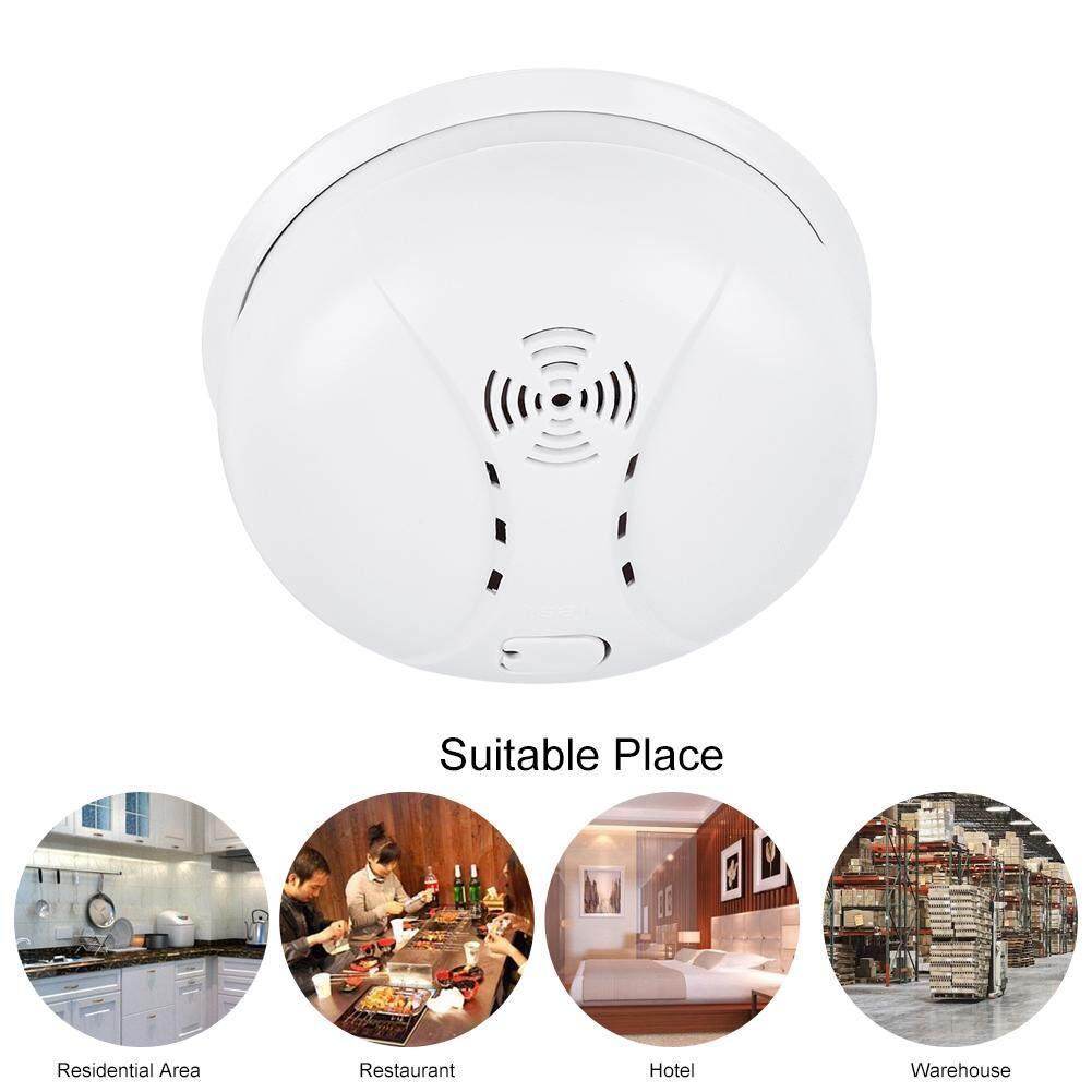 Independent Carbon Monoxide Alarm CO Smoke Intelligent Sensor Poisoning Gas Warning Detector