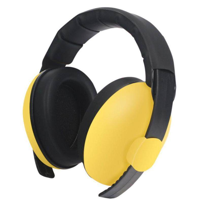 Kobwa Kids Ear Protection Safety Ear Muffs, 25DB Noise Reduction Ear Muffs with Adjustable Headband for Sleeping, Studying, Shooting, Hearing Protection Ear Defenders for Kids, Toddler, Children