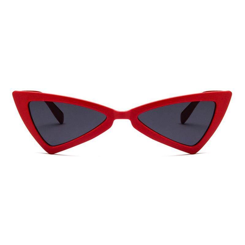 yiuu Polarized Cat Eye Sunglasses Classic Designer Women Retro Fashion