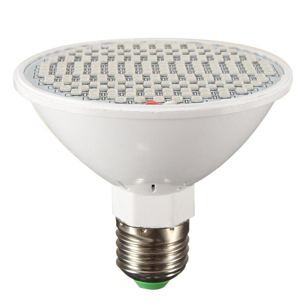 34w LED Grow Light E27 Lamp Bulb for Plant Hydroponic Full Spectrum MT