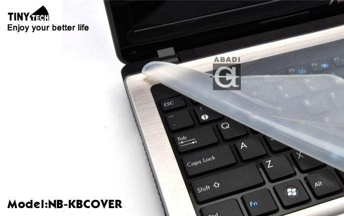 TinyTech Notebook Keyboard Protector Skin For 7 ~ 10 Inch Notebook Malaysia