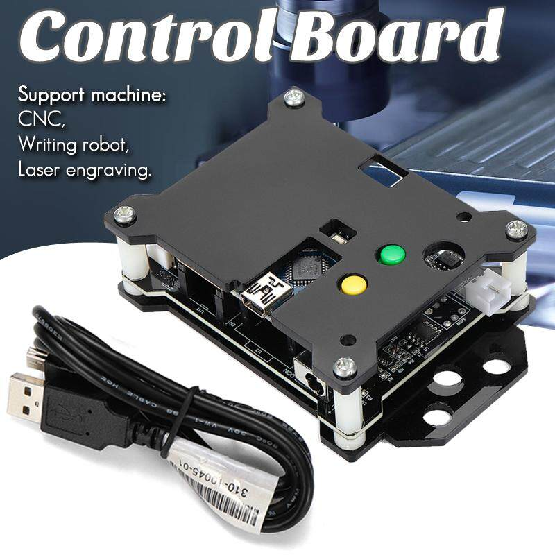 2-Axis GRBL Control Board USB CNC Controller Card Milling Laser Engraver Machine