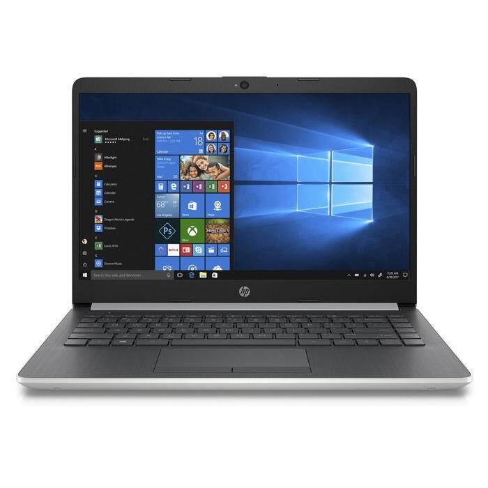 HP 14S-CF0042TX Notebook Silver (14inch/Intel I7/4GB/1TB/AMD 530 2GB) Malaysia