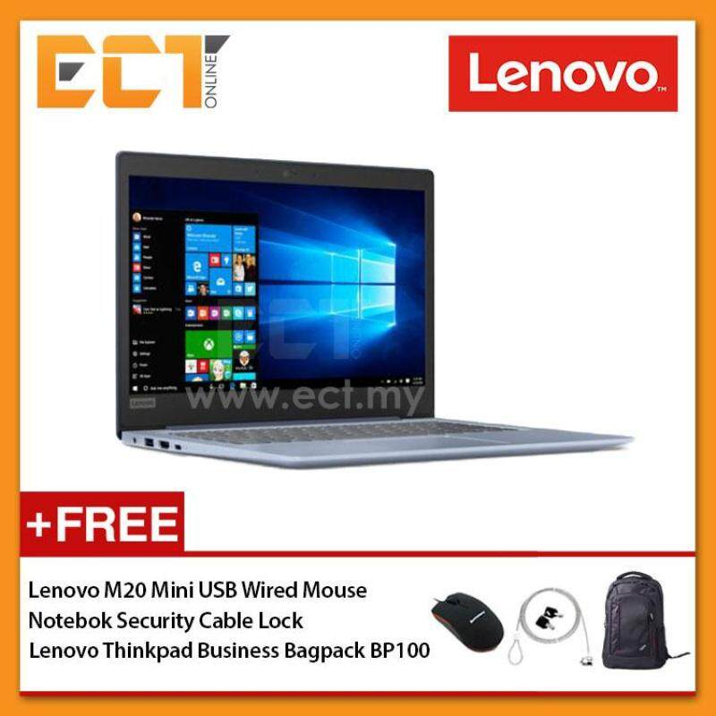 Lenovo Ideapad 120s-KPMJ/KQMJ Laptop (N3350 1.10GHz,500GB,4GB,Intel,11.6 HD,W10) - Blue/ Grey Malaysia