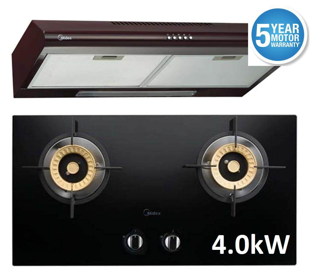 8 Sets Only Midea Mch 76msp Slim Hood 900m3 Mgh 2408gl