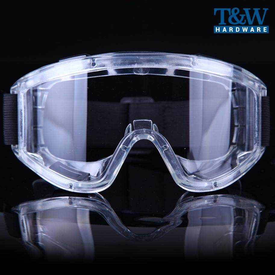 Protective Sports Glasses Safety Goggles Wear Over Glasses Anti-Dust Windproof Anti-Sand Working Eyewear