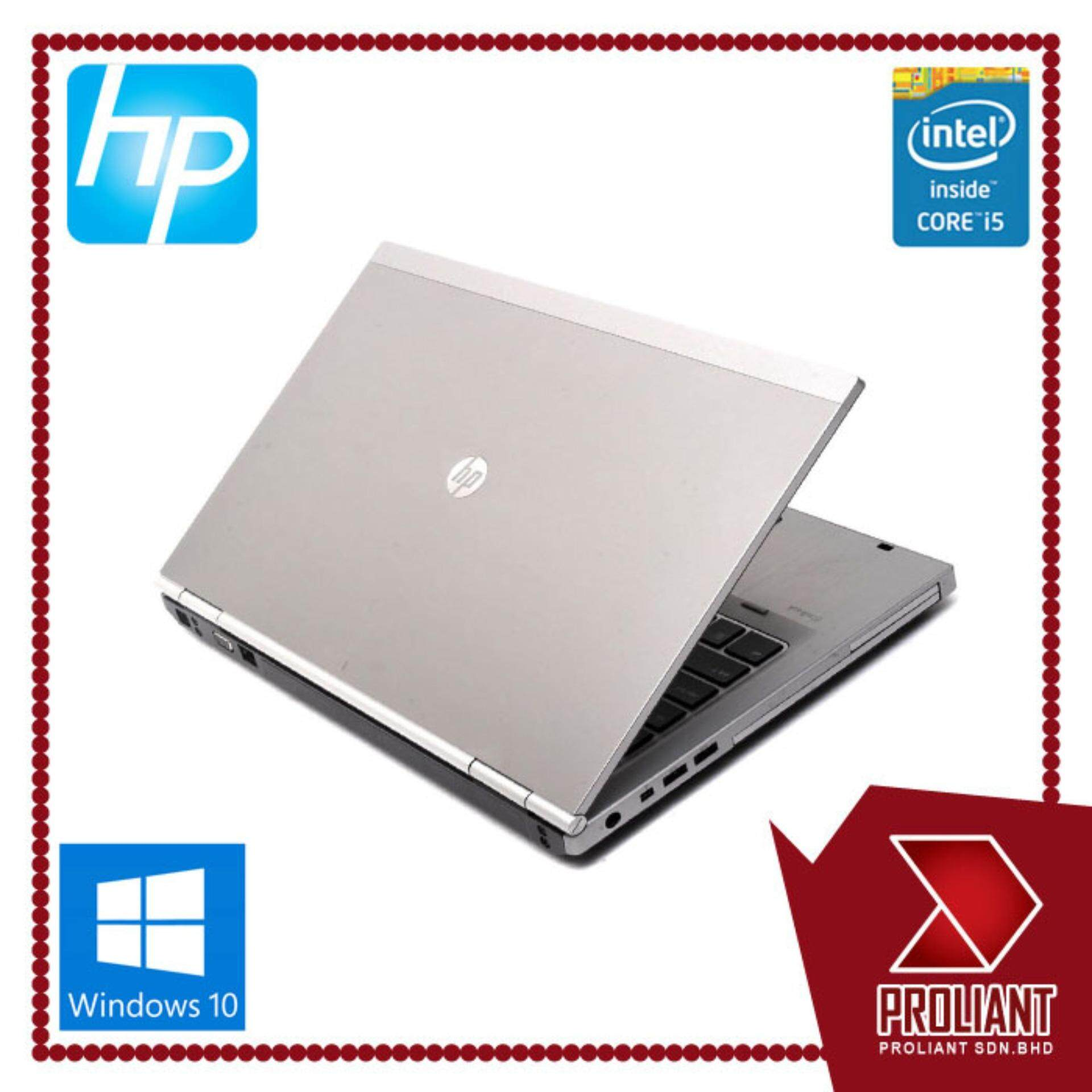 HP ELITEBOOK 8470P CORE I5  4GB RAM  500GBHDD  ALUMINIUM BODY Malaysia