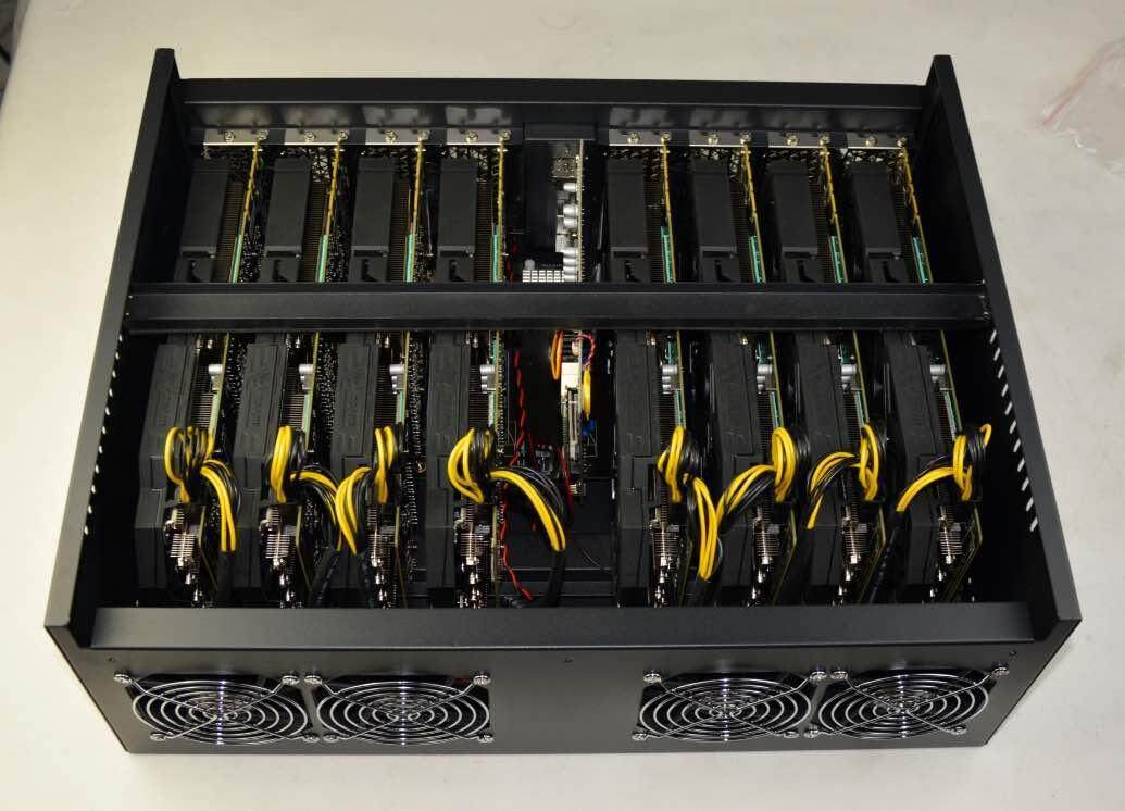 Segotep J1900 Mining Barebone Set By Gaming & Gadget Palace.
