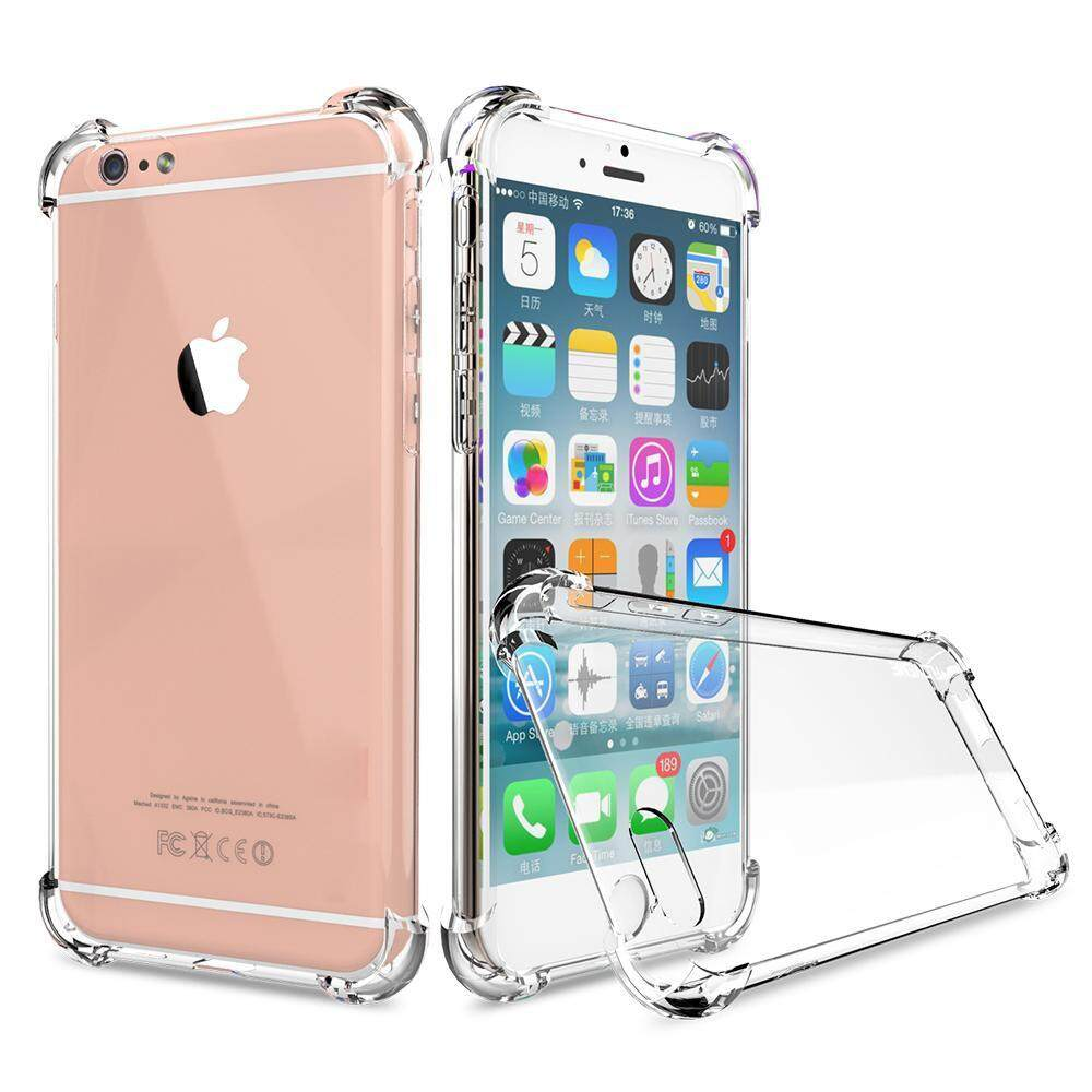 PITLONG iPhone 5 5s SE 6 6s plus 7 8 plus X XS Shockproof Thin Case