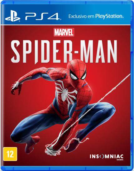 Sony Playstation 4 (ps4) Marvel Spiderman (english) By Lazada Retail Tech-Mall