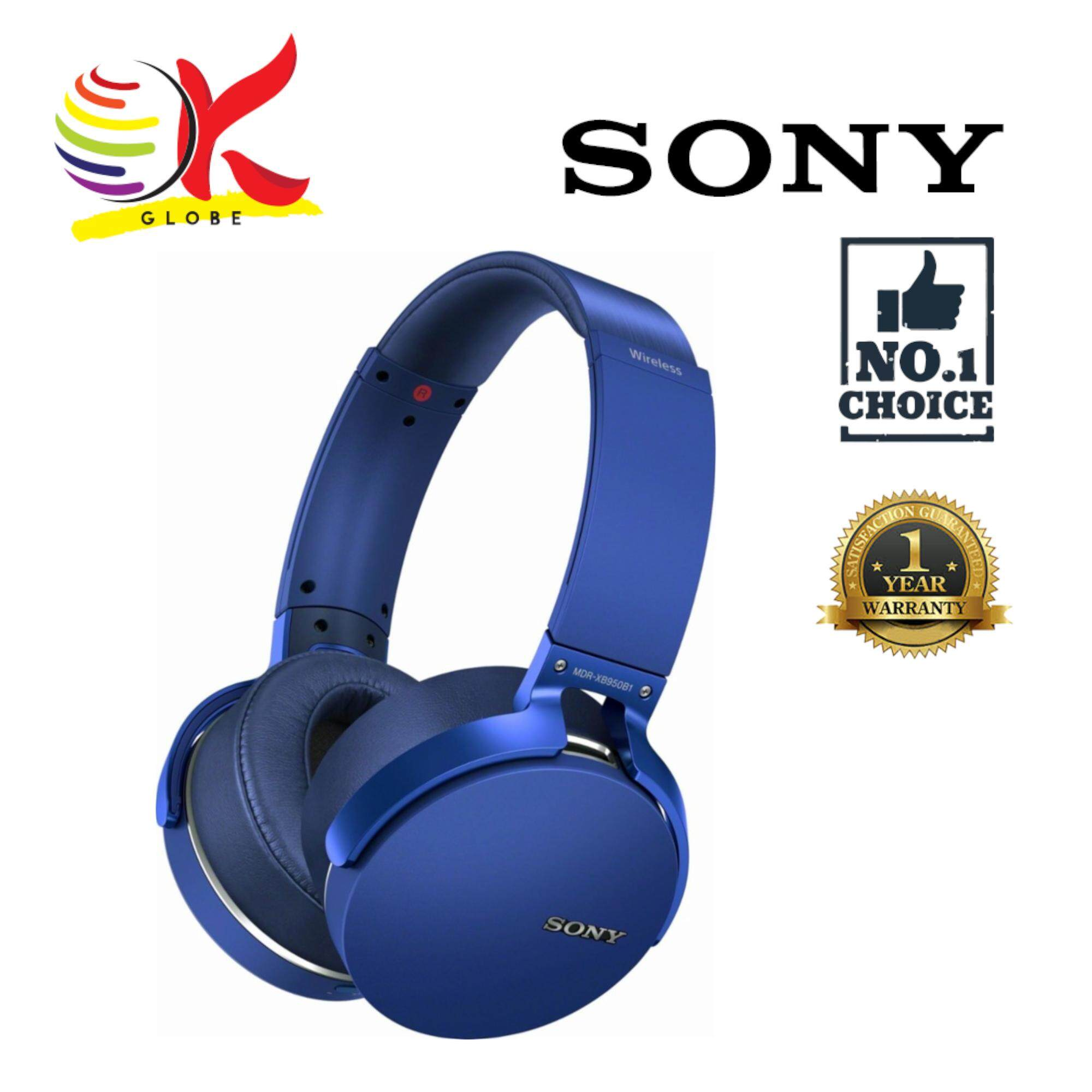 Sony Headphones Headsets In Ear Price Malaysia Mdr Xb55ap W White Headset Bt Extra Bass Xb950b1 P92477210e