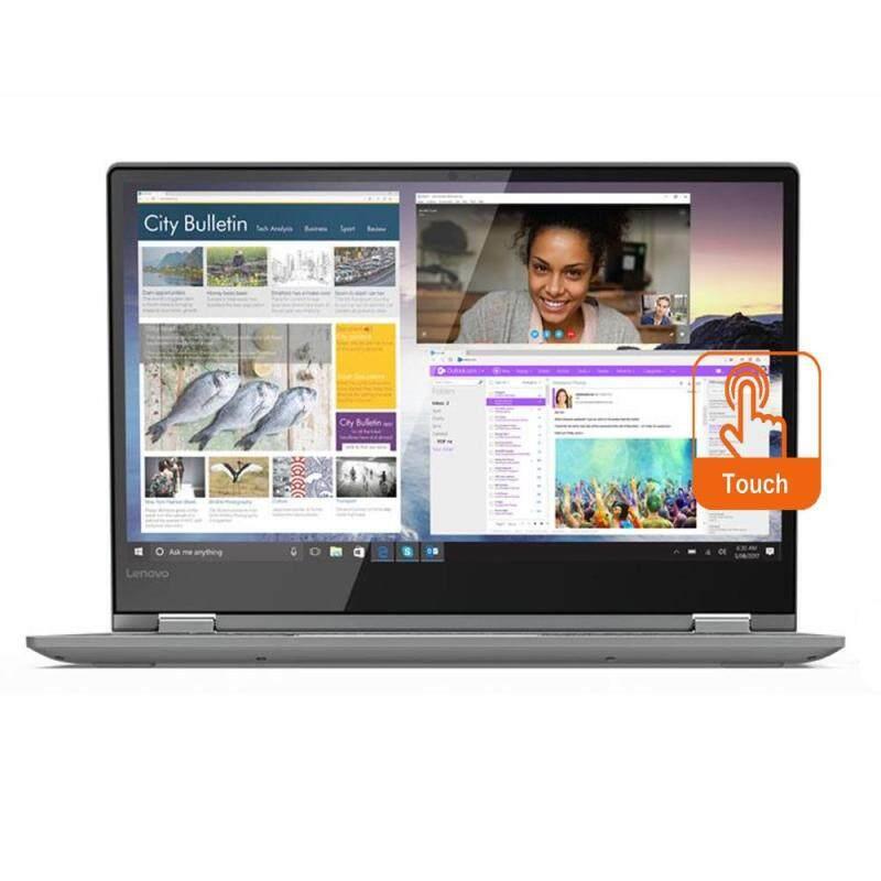 Lenovo Yoga 530-14IKB 81EK00A6MJ 14 FHD Touch Laptop (i5-8250U, 4GB, 256GB, MX130 2GB, W10) Malaysia