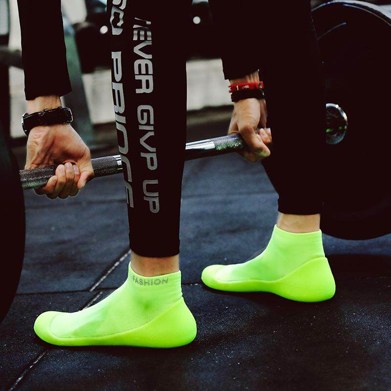 9b2420eb4b5234 Men s Quick-drying Gym Diving Sneaker Slippers for Aqua Water Shoes Fitness  Swimming Sports Socks