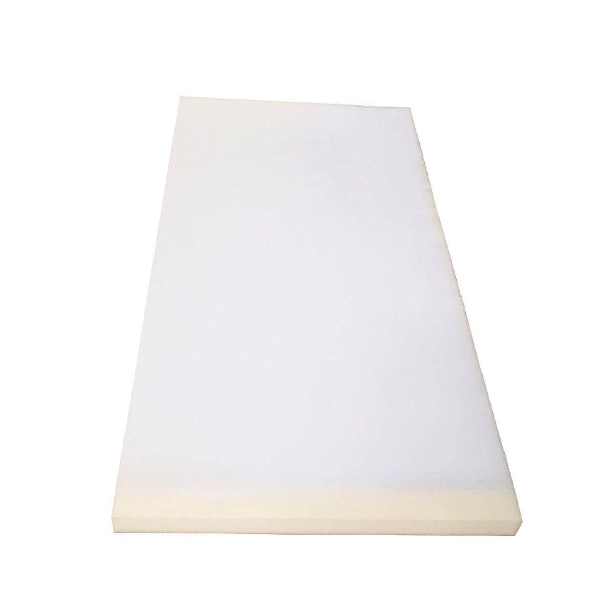 High Density Seat Foam Cushion Replacement Upholstery Foam Per Sheet 16x 30  2.5cm By Ferry.