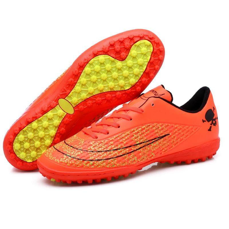 check out 22b5d 64f38 Football Boots New Indoor Soccer Turf Soccer Shoes Kids Superfly Men Football  Boots