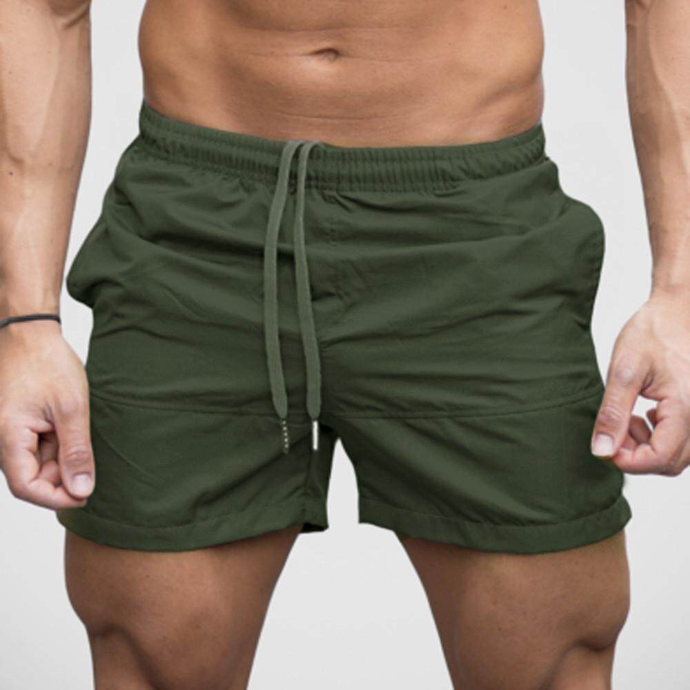 bd43646a64 China. Men Gym Casual Sports Jogging Elasticated Waist Shorts Pants Trousers