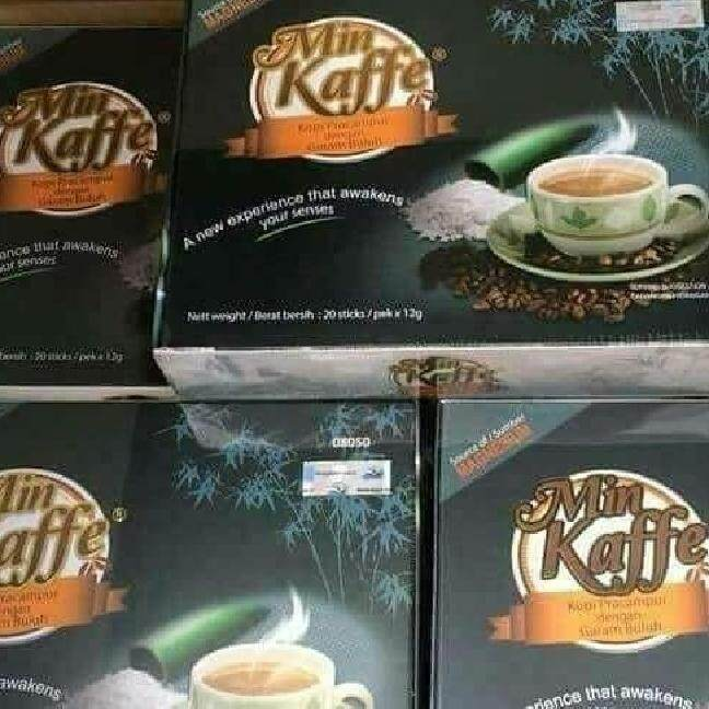 Min Kaffe 5 Box By Anggerik Shop.
