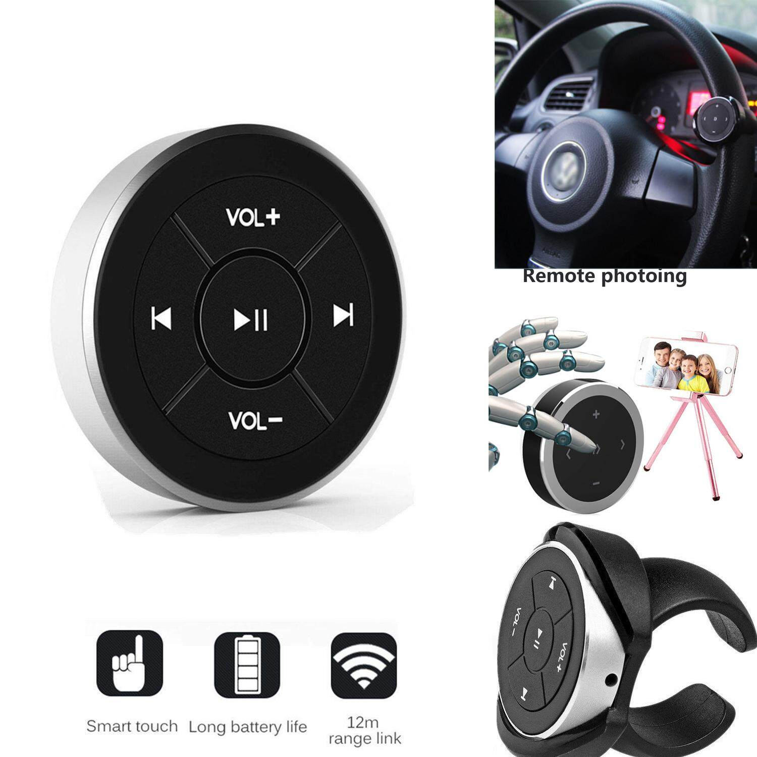 Car Audio Buy At Best Price In Malaysia 2007 Toyota Camry Stereo Amp Wiring Flash Deal Bluetooth Media Music Play Remote Control Button Steering Wheel Mount