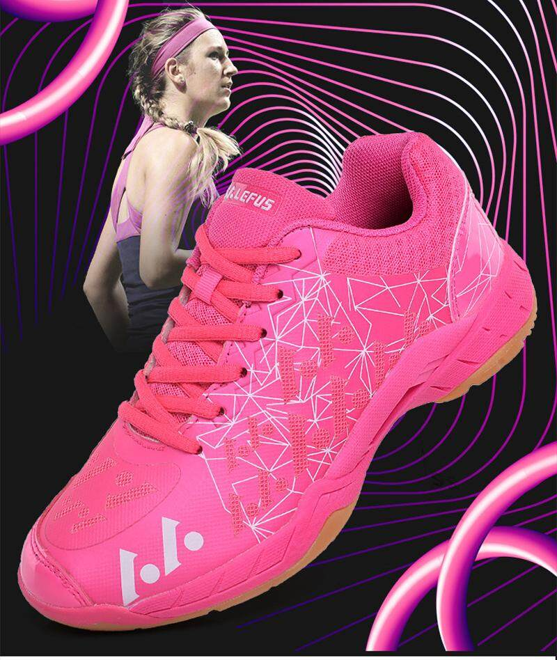Women Breathable Badminton Shoes Sweat Lightweight Free Shipping By Sunshine Time Store.