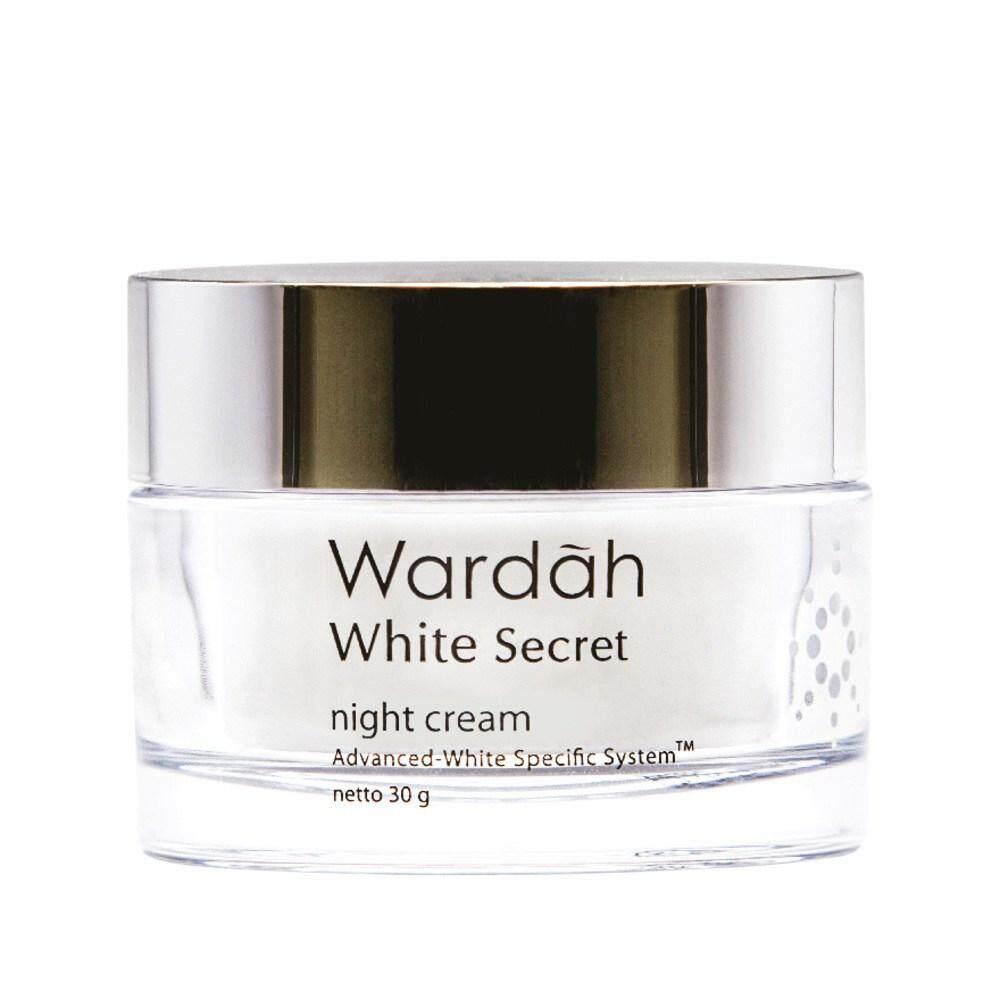 WARDAH White Secret Night Cream 30g