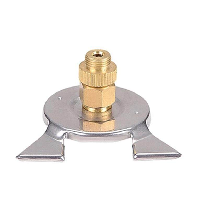 Dependable 2018 New Camping Gas Stove Adapter 3 Leg Transfer Head Adaptor For Nozzle Gas Bottle Stove Gear Tool Screwgate Campcookingsupplies