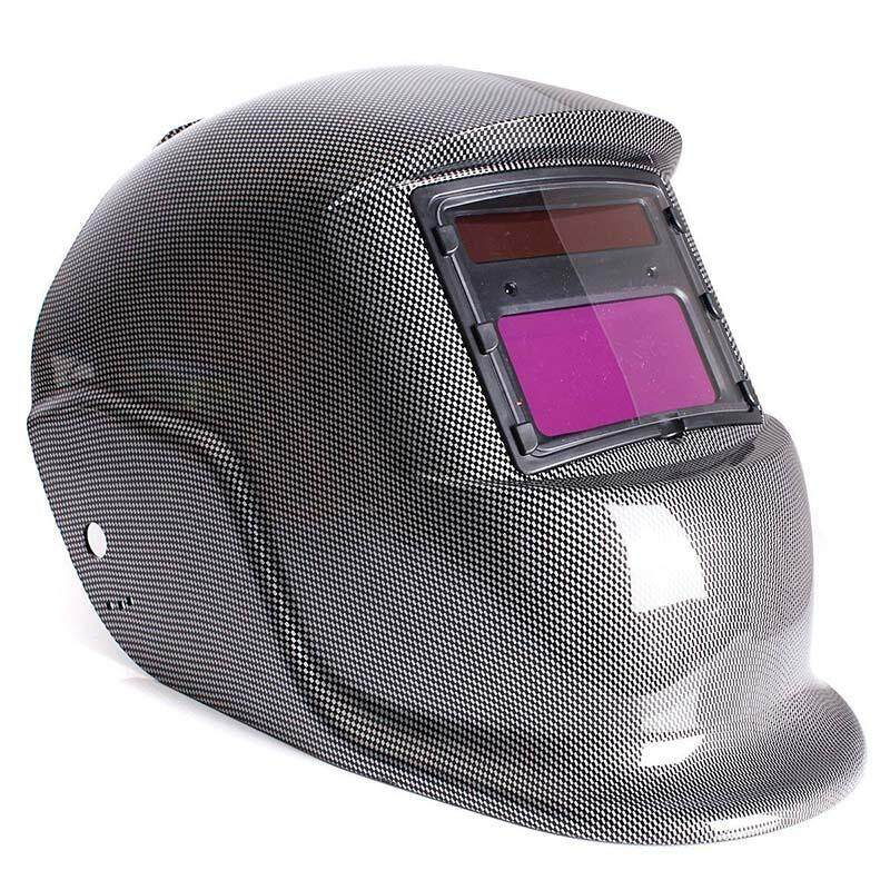 Welding mask Welding helmet Solar energy automatic (solar energy use for refill) Facial protection accessories