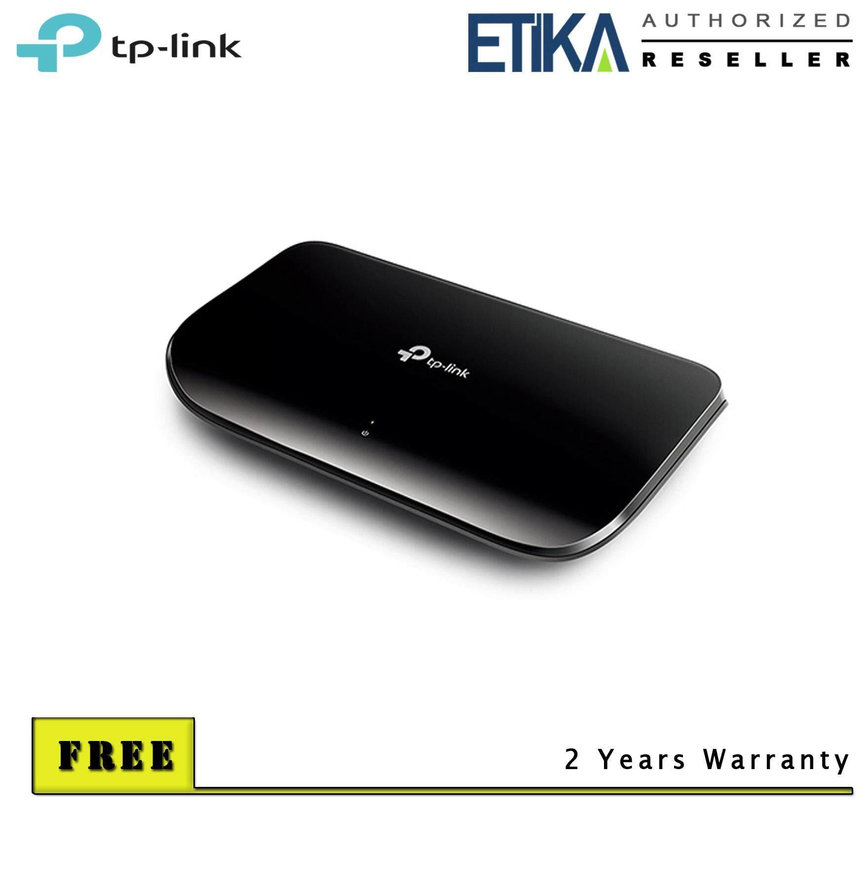 Etika Komputer Buy At Best Price In Malaysia Www Tp Link 8 Port Gigabit Desktop Switch Tl Sg1008d