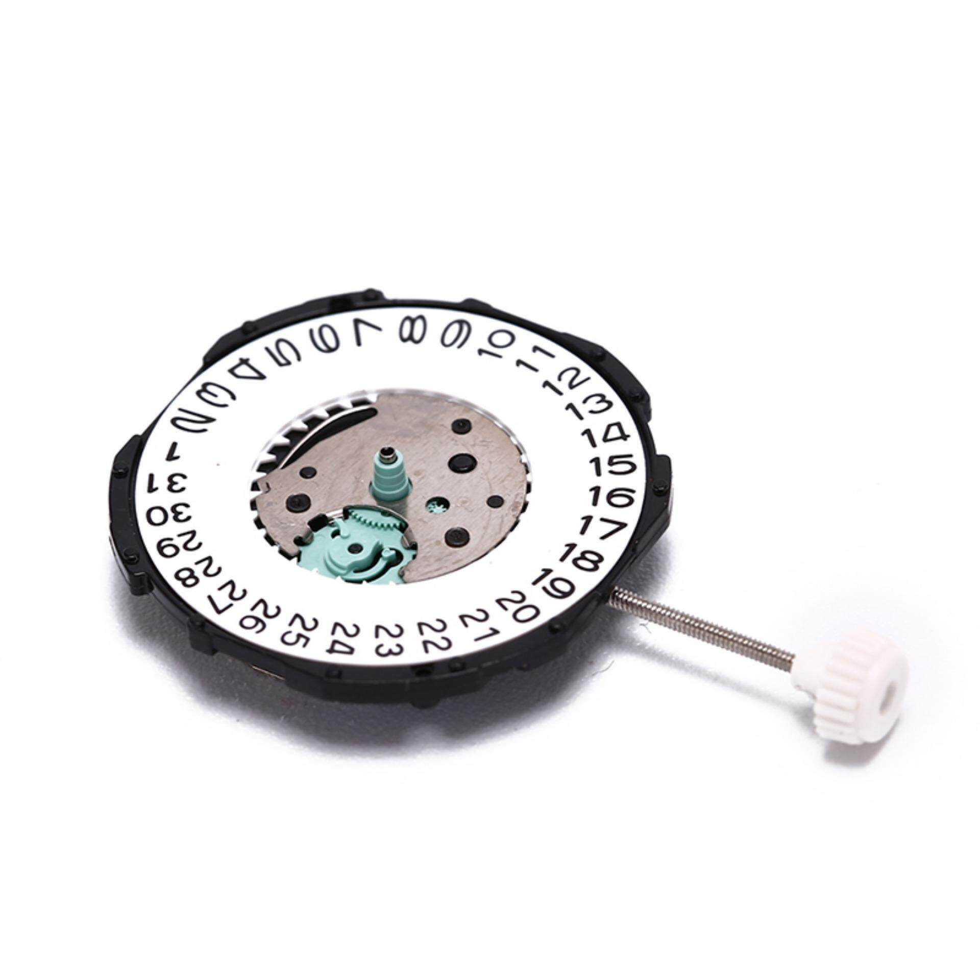 Watch Repair Tool Quartz Round Watch Hand Winding Movement White Malaysia