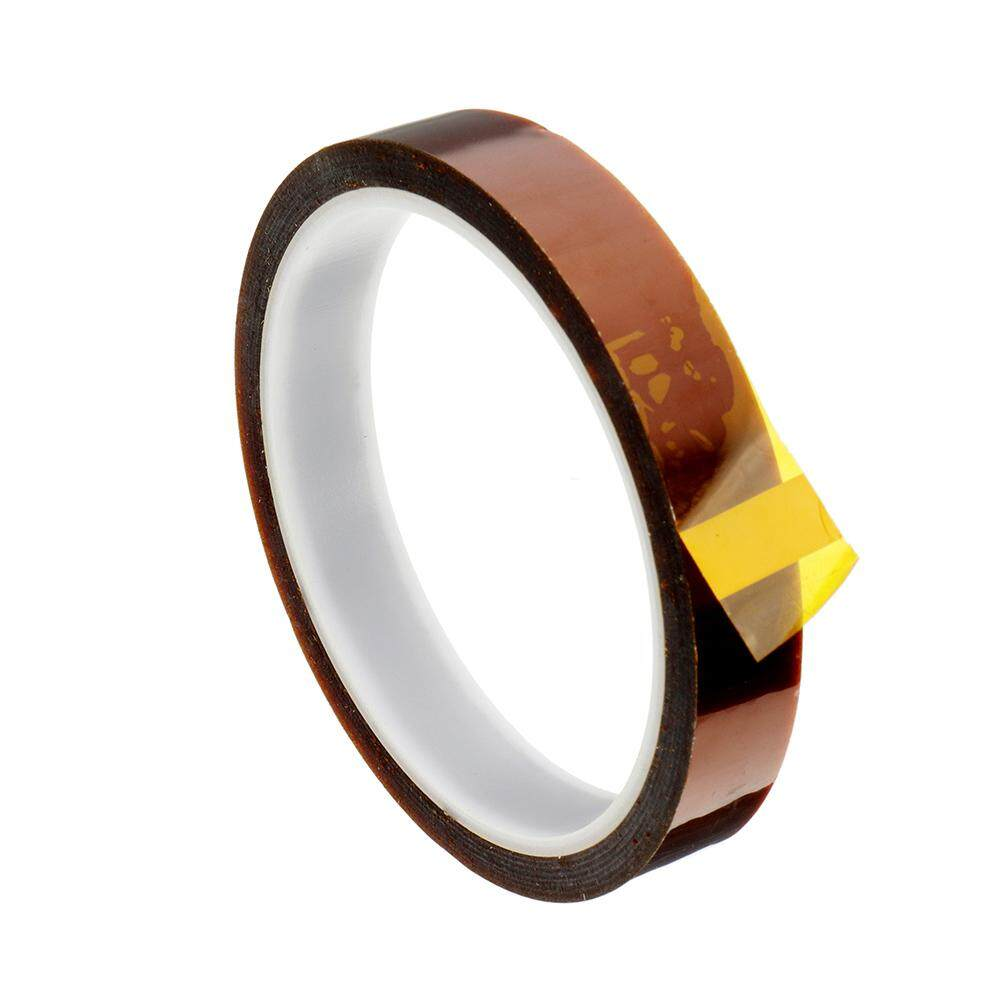 Polyimide Tape Heat Resistant High Temperature Adhesive Insulation Kapton Tape for Electronic Repair 15mm