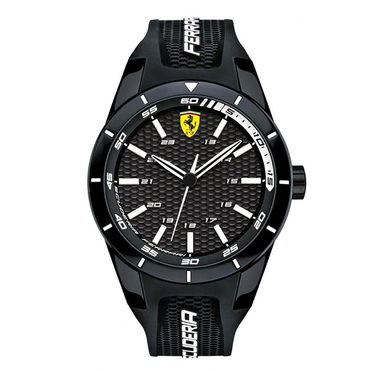 watch watches for men ae zoom quartz en xkers scuderia black ferrari
