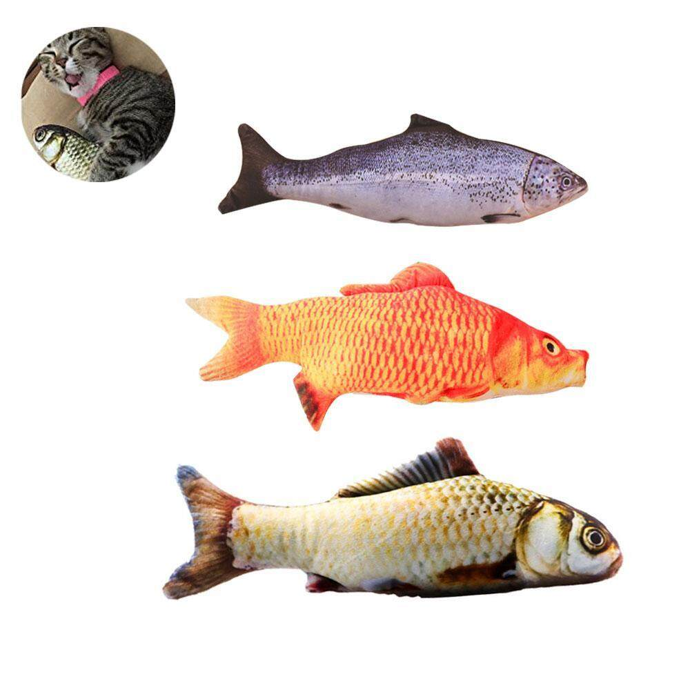 Cat Toys Buy At Best Price In Malaysia Goodgreat Catnip Set Pet 3 Pack Simulation Fish For Cats Plush